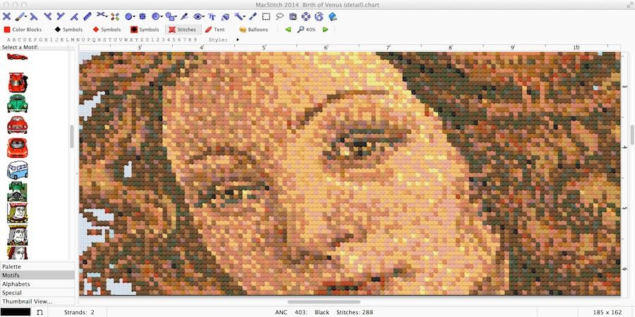 Free download cross stitch pattern maker